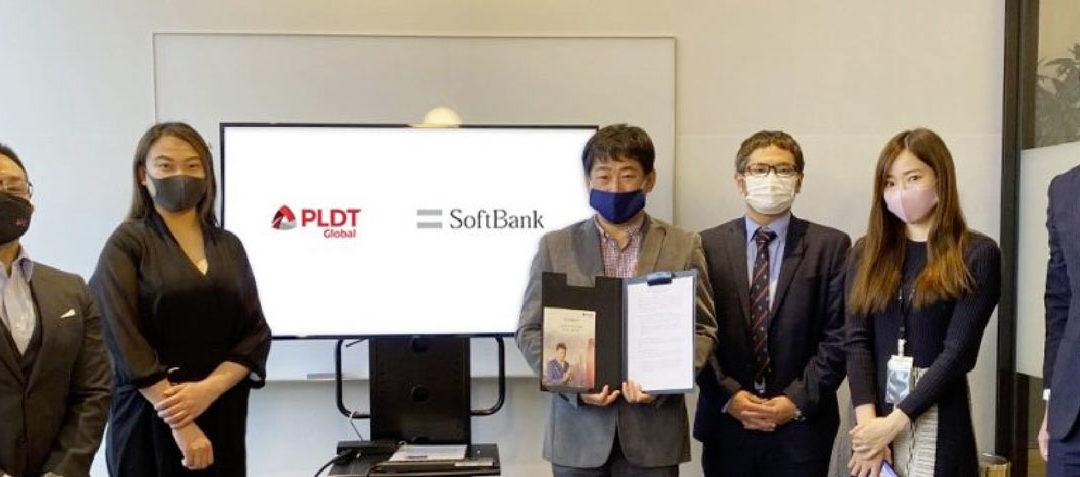 PLDT Global, SoftBank to Power Japanese Firms