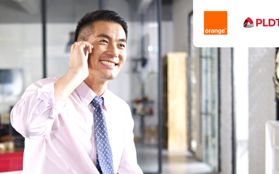 PLDT bolsters its international voice customers' experience with Orange International Carriers