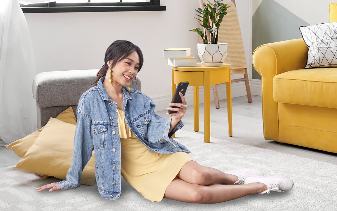 PLDT Global's Free Bee launches Maymay Entrata as newest endorser; holds Global Fans Day