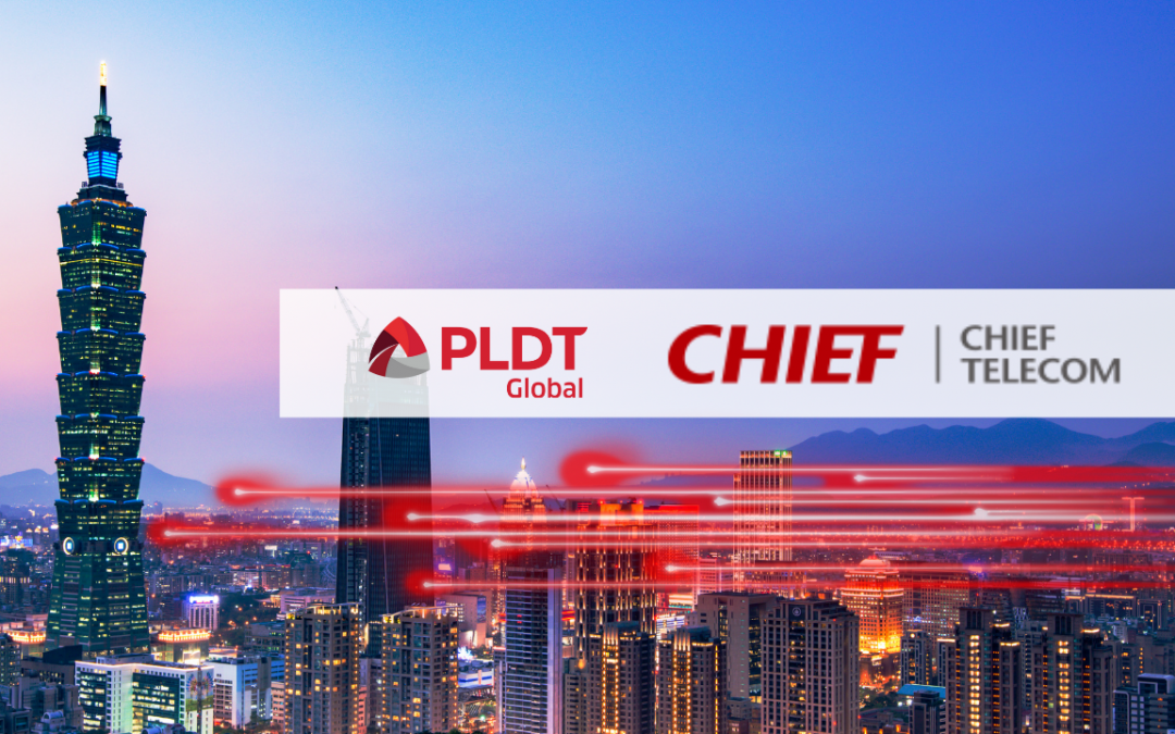 PLDT Global expands digital services with Chief Telecom